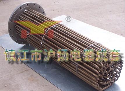 法兰式电加热器炉芯